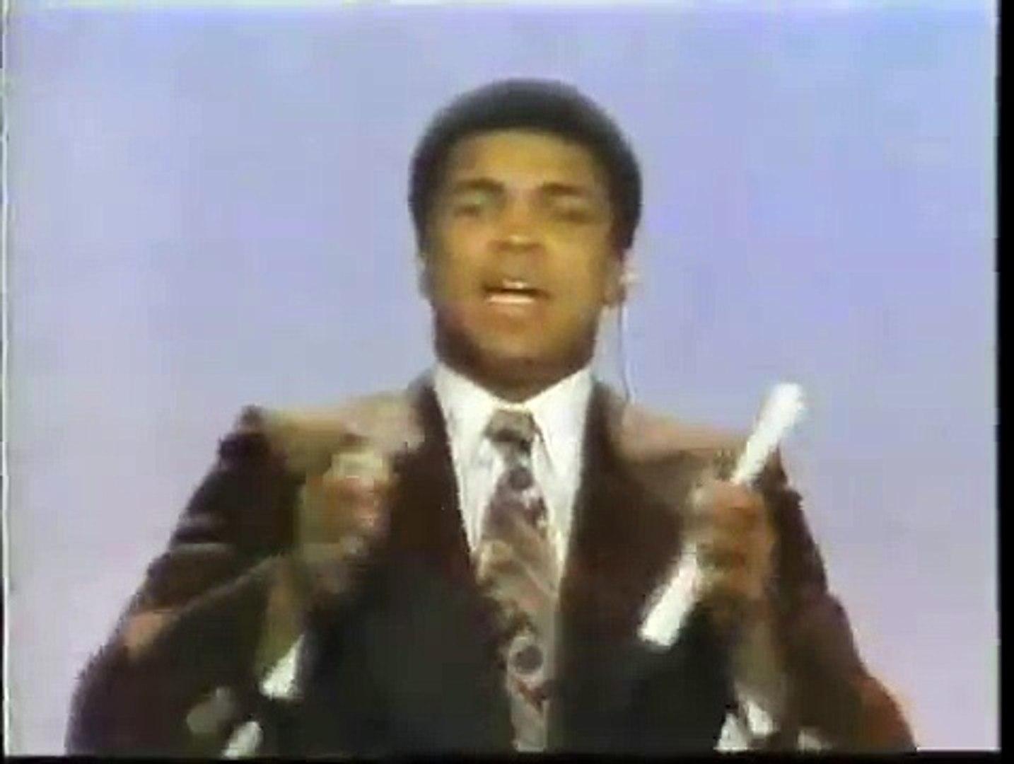Muhammad Ali Interviews & Highlights