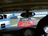 RACING AROUND KNOCKHILL SCOTLAND