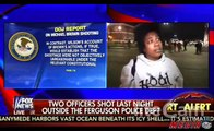 "Sean Hannity Heated Debate with Ferguson Protester "" Ivory Ned "" - Fox News - March 12, 2015"