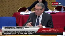 Audition de Alain Claeys et Jean Leonetti sur la proposition de Loi sur les droits des malades - Audition
