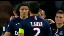 Paris Saint-Germain vs Metz 3-1 Gregory Van Der Wiel goal 28.04.2015