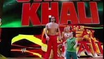 The Great Khali, Hornswoggle