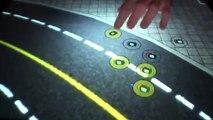 Microsoft Surface and Microsoft Robotics Developer Studio for Multi-Robot Command and Control