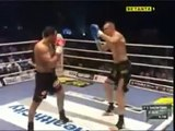 Moroccan champion Badr Hari vs Semmy Schilt english commentary Showtime 16 05 2009