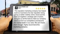 Reputation Marketing Myrtle Beach - Social & Mobile Local - Spectacular Five Star Review by Ron C.