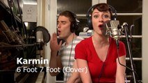 Lil Wayne - 6 Foot 7 Foot ft. Cory Gunz (Cover by Karmin)