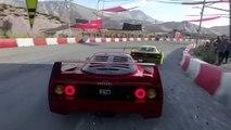 DriveClub - La Ferrari F40 à l'honneur