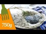 Recette de Bar en croûte de sel - 750 Grammes