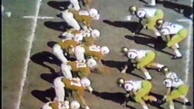Cotton Bowls 1960, 1964, 1970, 1971