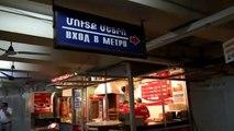 Rare views inside Yerevan's metro (subway or underground), Armenia