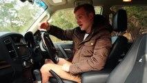 2014 Mitsubishi Pajero SUV Review (Mitsubishi Shogun) -- ChasingCars.com.au
