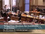 Senate Minority Leader Cadman Supports Access for Disabled Vets at Polls
