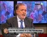 Visión Siete: Ginés González García: las relaciones entre Argentina y Chile