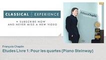 Claude Debussy : Etudes Livre 1 : Pour les quartes - Piano Steinway
