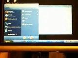 Nokia 770 running Windows XP