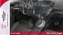 2011 Buick Regal Austin Round-Rock Georgetown, TX #B14087A - SOLD