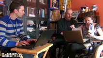 SLA - Marck Antoine Proulx rencontre FrAnCe Théroux - sclérose latérale amyotrophique sur LaRPV.tv