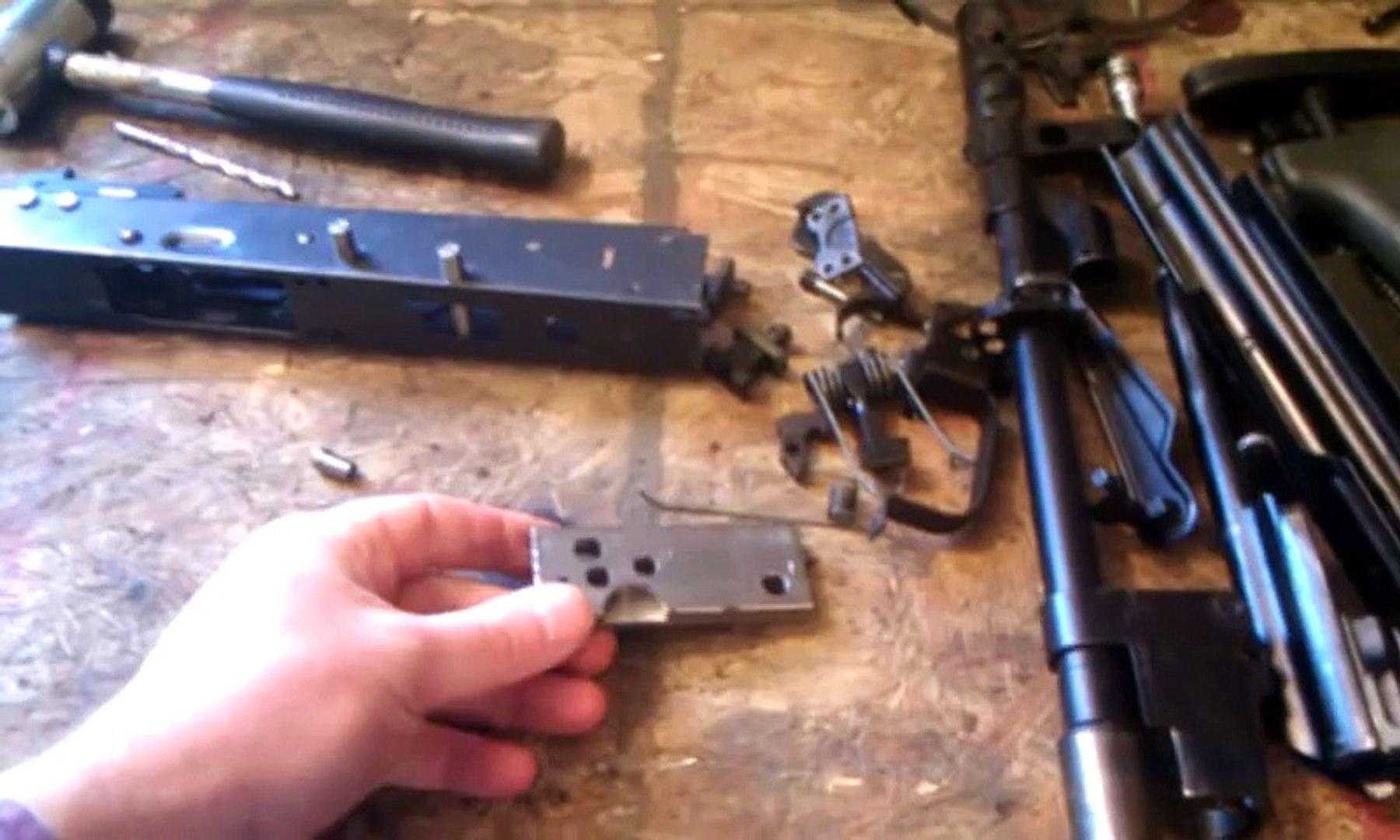 AK47 Full Auto Conversion