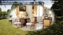 Vente - maison/villa - LOUVECIENNES (78430) - 10 pièces - 220m²