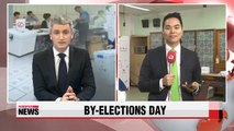 Voting underway for April 29 parliamentary by-elections
