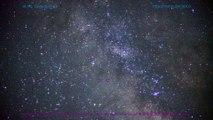 Milky Way zoom 大台ケ原20150426★星空夜景天体観測ライブカメラ