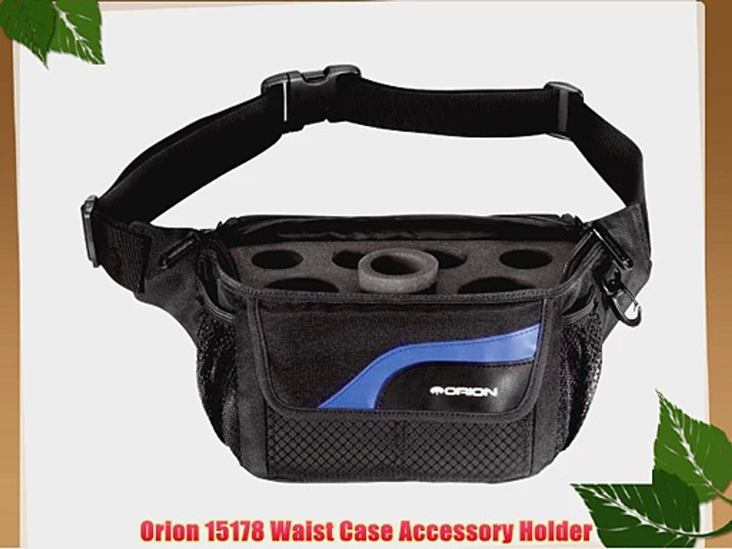 Black Orion 05958 Medium Deluxe Accessory Case