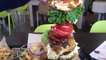"""Le """"Big Max"""", le plus gros hamburger de McDonald's"""