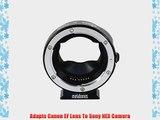 Metabones Canon EF Lens to Sony NEX Camera Lens Mount Adapter Mark IV