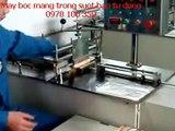 Máy đóng gói màng trong suốt/ máy bọc màng chai dầu gió/ máy bọc màng cho hộp nhỏ/ máy bọc màng BOPP