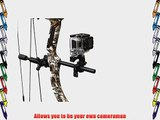 Bowfinger Camera Mount for Bows (bow camera mount camera bow mount GoPro bow mount) - #4141