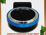 Fotodiox Pro Lens Mount Adapter Canon FD (FD