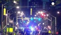 Nächtliche Ausgangssperre in Baltimore
