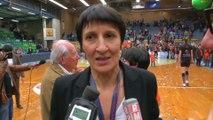 Basket - LFB - Bourges : Garnier «Une vraie finale»
