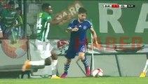 Bruno Alves'in Bursaspor'a attığı Frikik golü