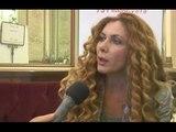 Campania - I Verdi con De Luca, l'attrice Eleonora Brigliadori capolista (28.04.15)