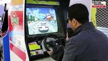 VIDEO. Poitiers : Les jeux vidéo rétros s'invitent aux Cordeliers