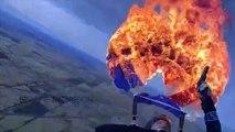 école de parachutisme extrême