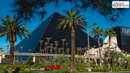 "USA Road Movie / Las Vegas et son ""Casino"""