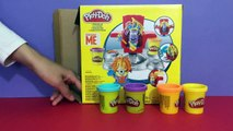 Minions Play Doh Set - Funny Minion Toys - Minions from Despicable me 2 Toys 2015