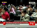 Respuesta del diputado Robert Serra al Diputado Miguel Rodríguez Asamblea nacional procurador..