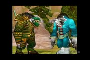 4 Commercials for mtvU by Oxhorn - World of Warcraft (WoW) Machinima by Oxhorn
