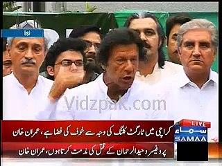Imran Khan accepts mandate of MQM in NA-246