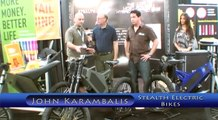 Stealth Electric Bikes on Cycle America