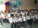 [Ecole en chœur] Académie de Lyon - Ecole maternelle Romain Rolland à Givors