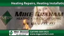 Mike Graham Heating & Air Conditioning | Wichita Falls, TX