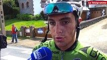 Tour de Bretagne cycliste. Victoire norvégienne à Perros-Guirec : la réaction de Franck Bonnamour