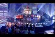 BGT Final Winner Announcement Paul Potts! HQ A/V