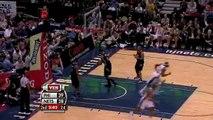 76ers 96-98 New Jersey I Devin Harris unbelievable game-winner shot (02.23.09)