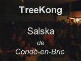[Tree Kong] Salska de Conde en Brie (live)