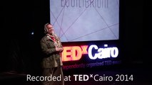 Revisiting political science -- the street perspective | Amal Hamada | TEDxCairo 2014